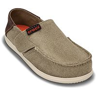 Crocs Santa Cruz Boys' Loafers