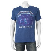 Men's Metallica Ride The Lightning Graphic Tee
