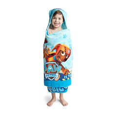 Paw Patrol Rescue Crew Hooded Towel Wrap