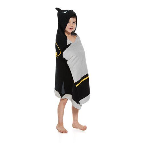 Batman Hooded Towel Wrap