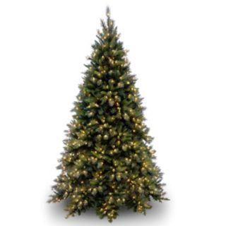 9-ft. Pre-Lit Tiffany Fir Artificial Christmas Tree