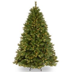 7.5-ft. Pre-Lit Winchester Pine Artificial Christmas Tree