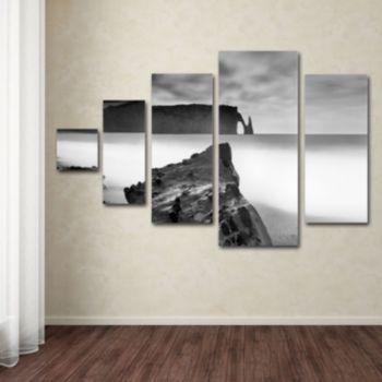 Trademark Fine Art ''La Nuit'' 5-pc. Wall Art Set