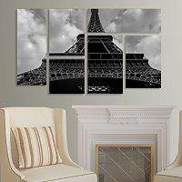 Trademark Fine Art ''Eiffel I'' 6-pc. Wall Art Set