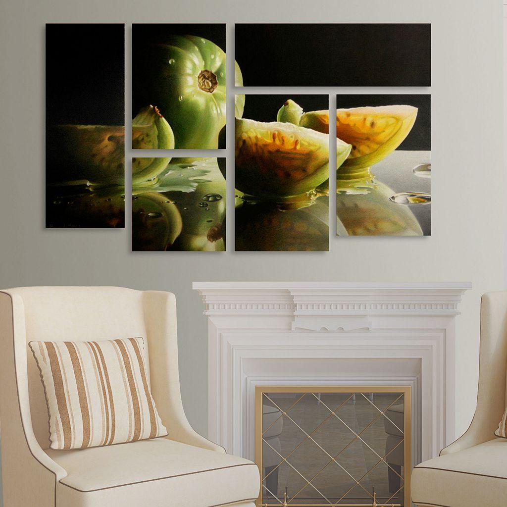 Trademark Fine Art ''Ripening'' 6-pc. Wall Art Set