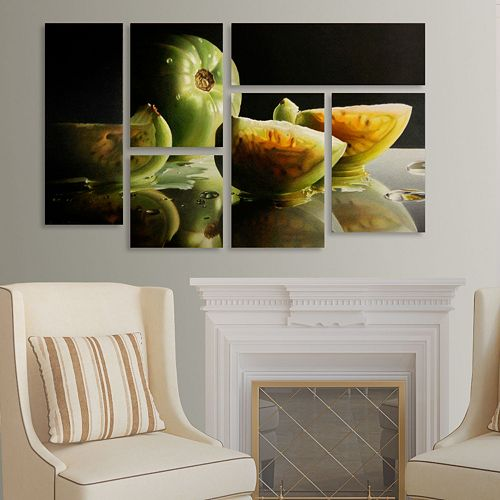 Trademark Fine Art ''Ripening'' 6-pc. Wall Art Set
