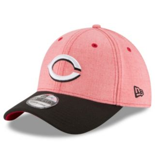 Adult New Era Cincinnati Reds 39THIRTY Change Up Flex-Fit Cap