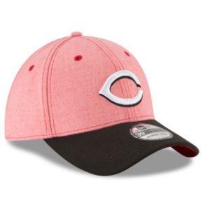 Adult New Era Cincinnati Reds 39THIRTY Change Up Flex-Fit Cap