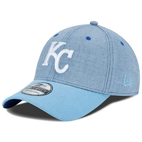 Adult New Era Kansas City Royals 39THIRTY Change Up Flex-Fit Cap