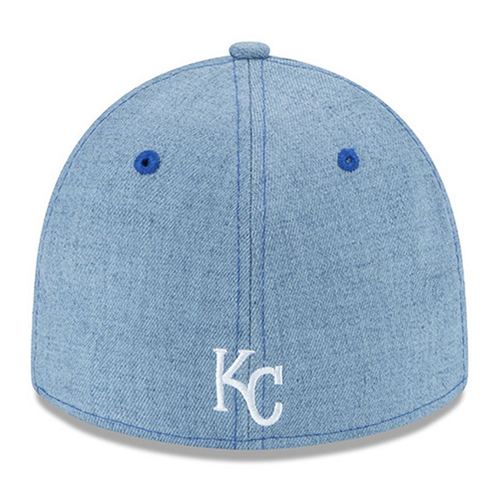 Adult New Era Kansas City Royals 39THIRTY Change Up Flex-Fit Cap
