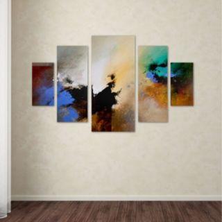 Trademark Fine Art ''Clouds Connected II'' 5-pc. Wall Art Set