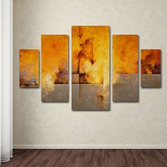 Trademark Fine Art ''Lost Passage'' Multi-Panel Art Set