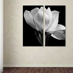 Trademark Fine Art ''Gardenia'' 2-pc. Wall Art Set