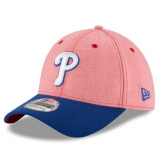 Adult New Era Philadelphia Phillies 39THIRTY Change Up Flex-Fit Cap