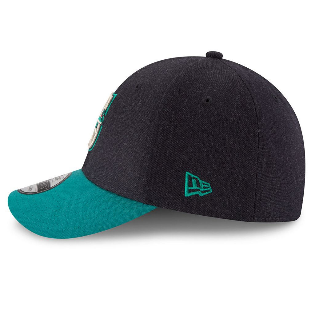 Adult New Era Seattle Mariners 39THIRTY Change Up Flex-Fit Cap