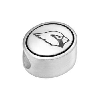 Sterling Silver Arizona Cardinals Logo Bead