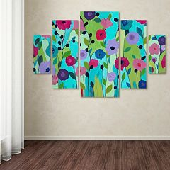 Trademark Fine Art ''Spring Returns'' 5-pc. Wall Art Set