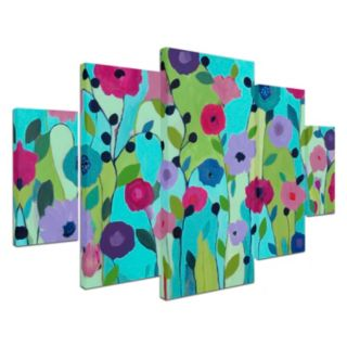 Trademark Fine Art ''Spring Returns'' 5-pc. Wall Art Set