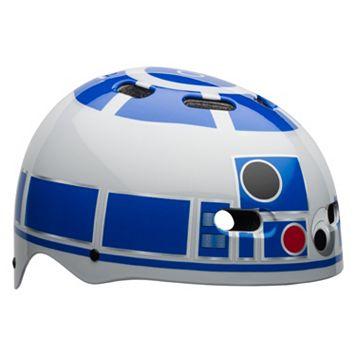 Star Wars R2D2 Kids Multisport Helmet by Bell Sports