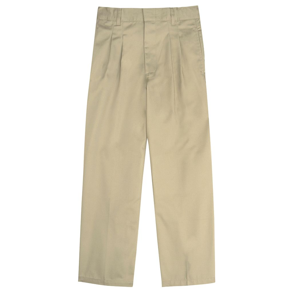 Boys 4-7 French Toast School Uniform Pleated Pants