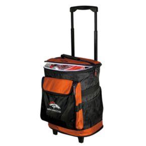 Denver Broncos Rolling Cooler