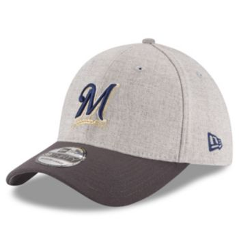 Adult New Era Milwaukee Brewers 39THIRTY Change Up Flex-Fit Cap