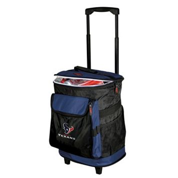 Houston Texans Rolling Cooler