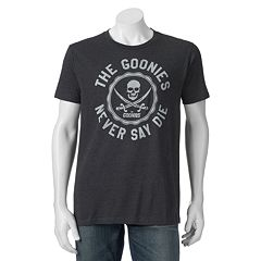 Men's The Goonies Circular 'Never Say Die' Tee