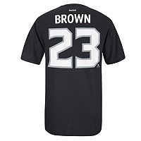Men's Reebok Los Angeles Kings Dustin Brown Premier Tee