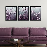 Trademark Fine Art ''Somewhere Over The Rainbow'' 3-pc. Wall Art Set