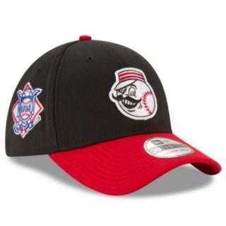 Adult New Era Cincinnati Reds 39THIRTY 2 Tone Flex-Fit Cap