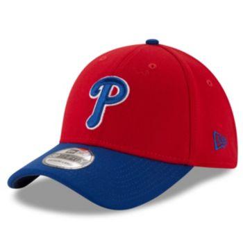 Adult New Era Philadelphia Phillies 39THIRTY 2 Tone Flex-Fit Cap