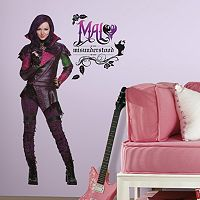 Disney's Descendants Mal Peel & Stick Giant Wall Decals