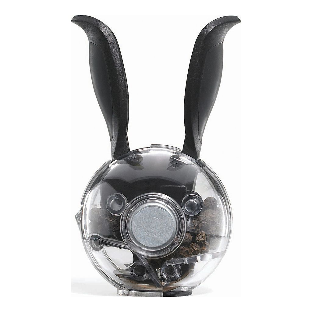 Chef'n Mini Magnetic Rabbit PepperBall Grinder
