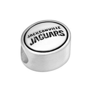 Sterling Silver Jacksonville Jaguars Logo Bead