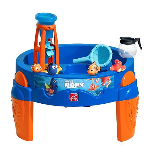 Disney / Pixar Finding Dory Water Wheel Play Table Set by Step2
