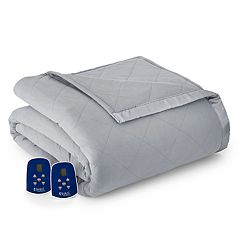 Micro Flannel® Electric Heating Blanket