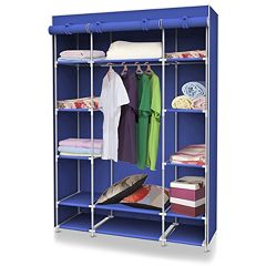 Sunbeam Storage Closet with Shelving