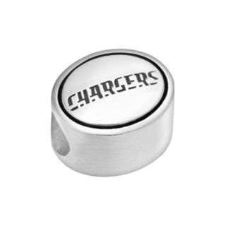 Sterling Silver San Diego Chargers Logo Bead