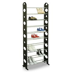 Sunbeam 30 Pair Shoe Rack