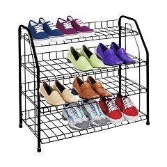 Sunbeam 4 tier Shoe Shelf