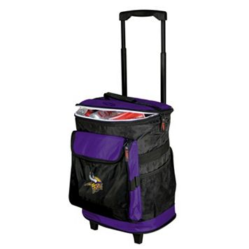 Minnesota Vikings Rolling Cooler