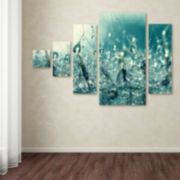 Trademark Fine Art ''Under The Sea'' 5-pc. Wall Art Set