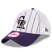 Women's New Era Colorado Rockies 9TWENTY Truck Lust Snapback Cap