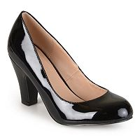 Journee Collection Wanda Women's Faux-Patent High Heels