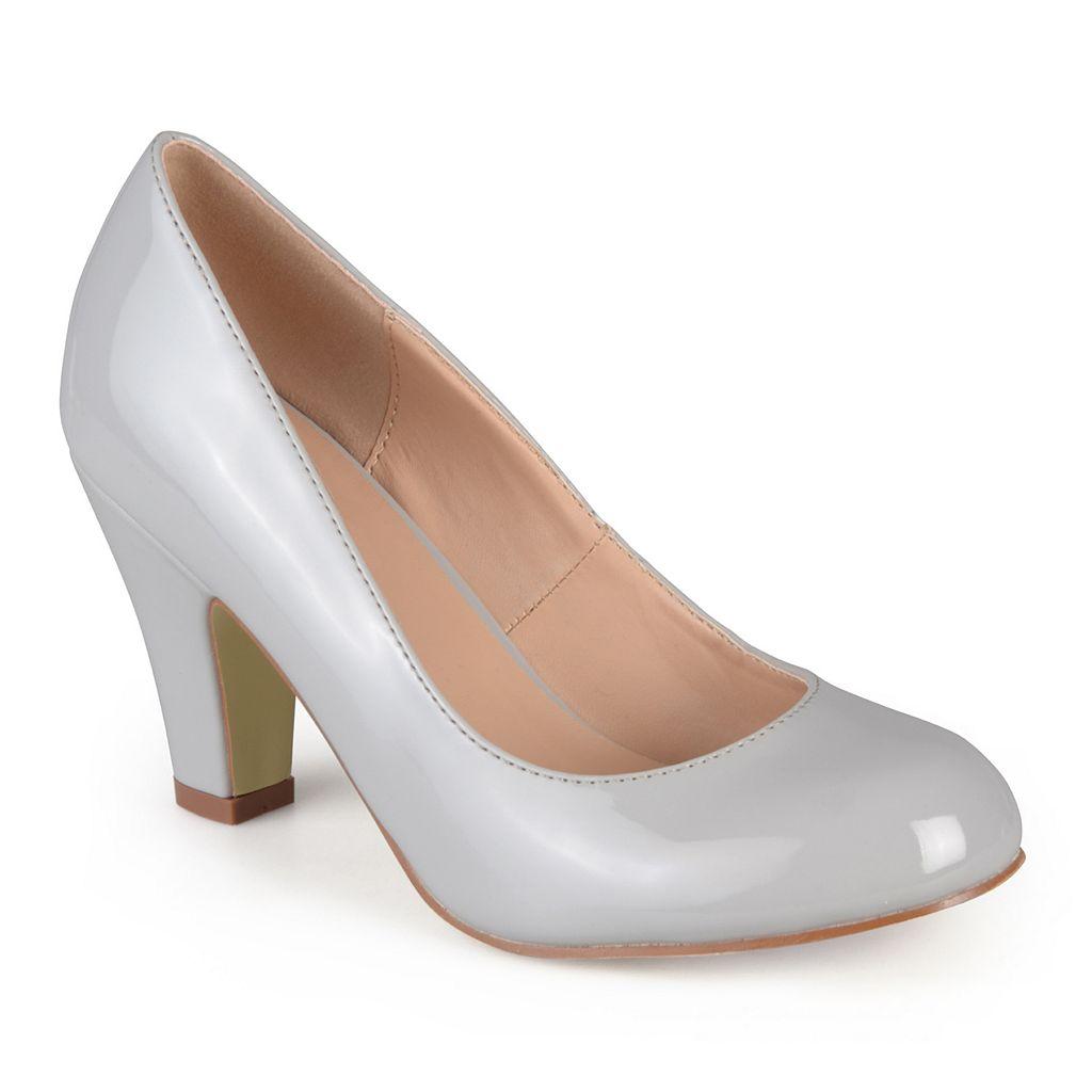 Journee Collection Wanda Women's Faux-Patent High Heels