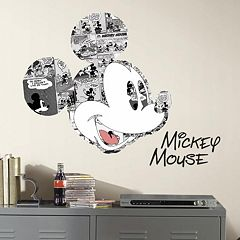 Disney's Mickey Mouse Comic Peel & Stick Wall Decals