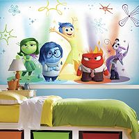 Disney / Pixar Inside Out Peel & Stick Wall Decal