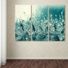 Trademark Fine Art ''Under The Sea'' 3-pc. Wall Art Set