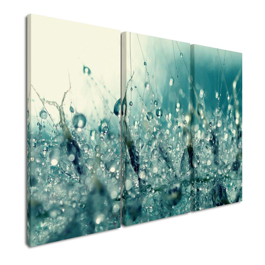 Trademark Fine Art ''Under The Sea'' 3-pc. Wall Art Set
